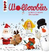 Cover-Bild zu Ganseforth, Jana: Wollowbies - Häkelminis feiern Weihnachten (eBook)