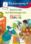 Cover-Bild zu Lütje, Susanne: Auf Bücherjagd mit Otilie