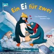 Cover-Bild zu Lütje, Susanne: Ein Ei für zwei