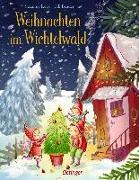 Cover-Bild zu Lütje, Susanne: Weihnachten im Wichtelwald