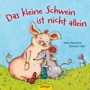 Cover-Bild zu Lütje, Susanne: Das kleine Schwein ist nicht allein