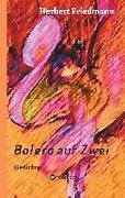 Cover-Bild zu Friedmann, Herbert: Bolero auf Zwei