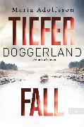 Cover-Bild zu eBook Doggerland. Tiefer Fall