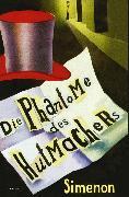 Cover-Bild zu Simenon, Georges: Die Phantome des Hutmachers (eBook)