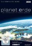 Cover-Bild zu ' Diverse (Schausp.): Planet Erde - Die komplette Serie - BBC (Softbox)