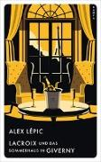 Cover-Bild zu Lépic, Alex: Red Eye / Lacroix und das Sommerhaus in Giverny