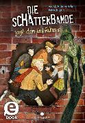 Cover-Bild zu Mayer, Gina: Die Schattenbande jagt den Entführer (Schattenbande 2) (eBook)