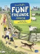 Cover-Bild zu Blyton, Enid: Fünf Freunde JUNIOR - Timmy, der Meisterdetektiv (eBook)