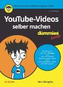 Cover-Bild zu Willoughby, Nick: YouTube-Videos selber machen für Dummies Junior