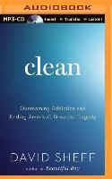 Cover-Bild zu Sheff, David: Clean: Overcoming Addiction and Ending America's Greatest Tragedy