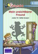 Cover-Bild zu Till, Jochen: Mein unsichtbarer Freund