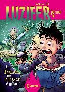 Cover-Bild zu Till, Jochen: Luzifer junior - Ein Dämon im Klassenzimmer (eBook)