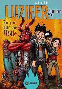 Cover-Bild zu Till, Jochen: Luzifer junior (Band 1) - Zu gut für die Hölle (eBook)