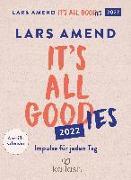 Cover-Bild zu Amend, Lars: It's all good(ies)