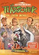 Cover-Bild zu Szillat, Antje: Flätscher 6 - Von Lehrern umzingelt