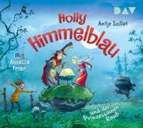 Cover-Bild zu Szillat, Antje: Holly Himmelblau und der Prinzessinnen-Raub (Teil 3)