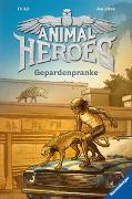 Cover-Bild zu THiLO: Animal Heroes, Band 4: Gepardenpranke