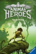 Cover-Bild zu THiLO: Animal Heroes, Band 3: Geckoblick