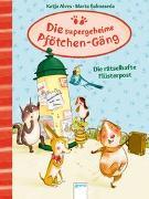 Cover-Bild zu Alves, Katja: Die supergeheime Pfötchen-Gäng (3). Die rätselhafte Flüsterpost