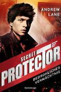 Cover-Bild zu Lane, Andrew: Secret Protector, Band 3: Bedrohliches Vermächtnis