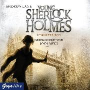 Cover-Bild zu Lane, Andrew: Young Sherlock Holmes. Eiskalter Tod [3] (Audio Download)