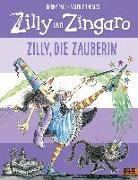Cover-Bild zu Zilly und Zingaro. Zilly, die Zauberin von Paul, Korky