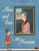 Cover-Bild zu Alma und Oma im Museum von Heidelbach, Nikolaus