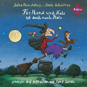 Cover-Bild zu Für Hund und Katz ist auch noch Platz (Audio Download) von Scheffler, Axel