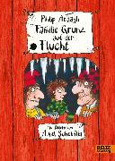 Cover-Bild zu Familie Grunz auf der Flucht (eBook) von Ardagh, Philip