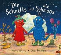 Cover-Bild zu Die Schnetts und die Schmoos von Scheffler, Axel