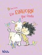 Cover-Bild zu Young, Amy: Ein Einhorn für Greta