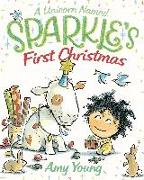 Cover-Bild zu Young, Amy (Illustr.): A Unicorn Named Sparkle's First Christmas