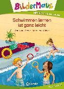 Cover-Bild zu Heger, Ann-Katrin: Bildermaus - Schwimmen lernen ist ganz leicht (eBook)