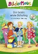 Cover-Bild zu Heger, Ann-Katrin: Bildermaus - Der beste erste Schultag