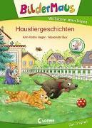 Cover-Bild zu Heger, Ann-Katrin: Bildermaus - Haustiergeschichten