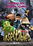 Cover-Bild zu Fendrich, Nadja: Insectibles 4 - Angriff der Insekten-Zombies (eBook)