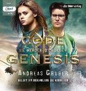 Cover-Bild zu Gruber, Andreas: Code Genesis - Sie werden dich jagen
