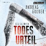 Cover-Bild zu Gruber, Andreas: Todesurteil (Audio Download)
