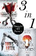 Cover-Bild zu Gruber, Andreas: Maarten S. Sneijder und Sabine Nemez: Todesfrist / Todesurteil / Todesmärchen (eBook)