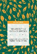 Cover-Bild zu Whittle, Patrick Michael: Resurrecting Extinct Species (eBook)