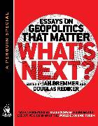 Cover-Bild zu Rediker, Douglas: What's Next (eBook)
