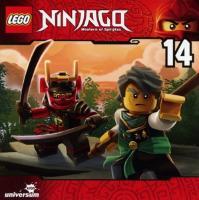 Cover-Bild zu Gustavus, Frank (Reg.): LEGO Ninjago 14