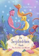 Cover-Bild zu Kropac, Kerstin: Die Seepferdchen-Bande - Das Leuchten von Atlantis