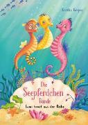 Cover-Bild zu Kropac, Kerstin: Die Seepferdchen-Bande. Gomi tanzt aus der Reihe