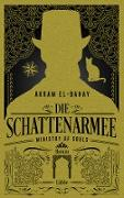 Cover-Bild zu El-Bahay, Akram: Ministry of Souls - Die Schattenarmee (eBook)