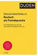 Cover-Bild zu Dudenredaktion: Duden - Deutsch als Fremdsprache - Standardwörterbuch
