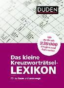 Cover-Bild zu Dudenredaktion: Das kleine Kreuzworträtsel-Lexikon