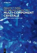 Cover-Bild zu Tiekink, Edward (Hrsg.): Multi-Component Crystals (eBook)