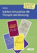 Cover-Bild zu Stärken-Schatzkiste für Therapie und Beratung von Scholz, Falk