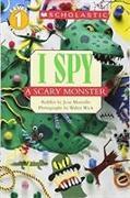 Cover-Bild zu Marzollo, Jean: I Spy a Scary Monster
